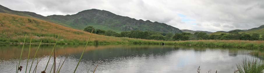 Fishing permits available for guests. River Earn - Salmon and Trout. Also a Trout Pool