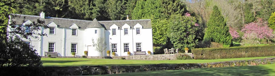Luxury Group Accommodation Perthshire